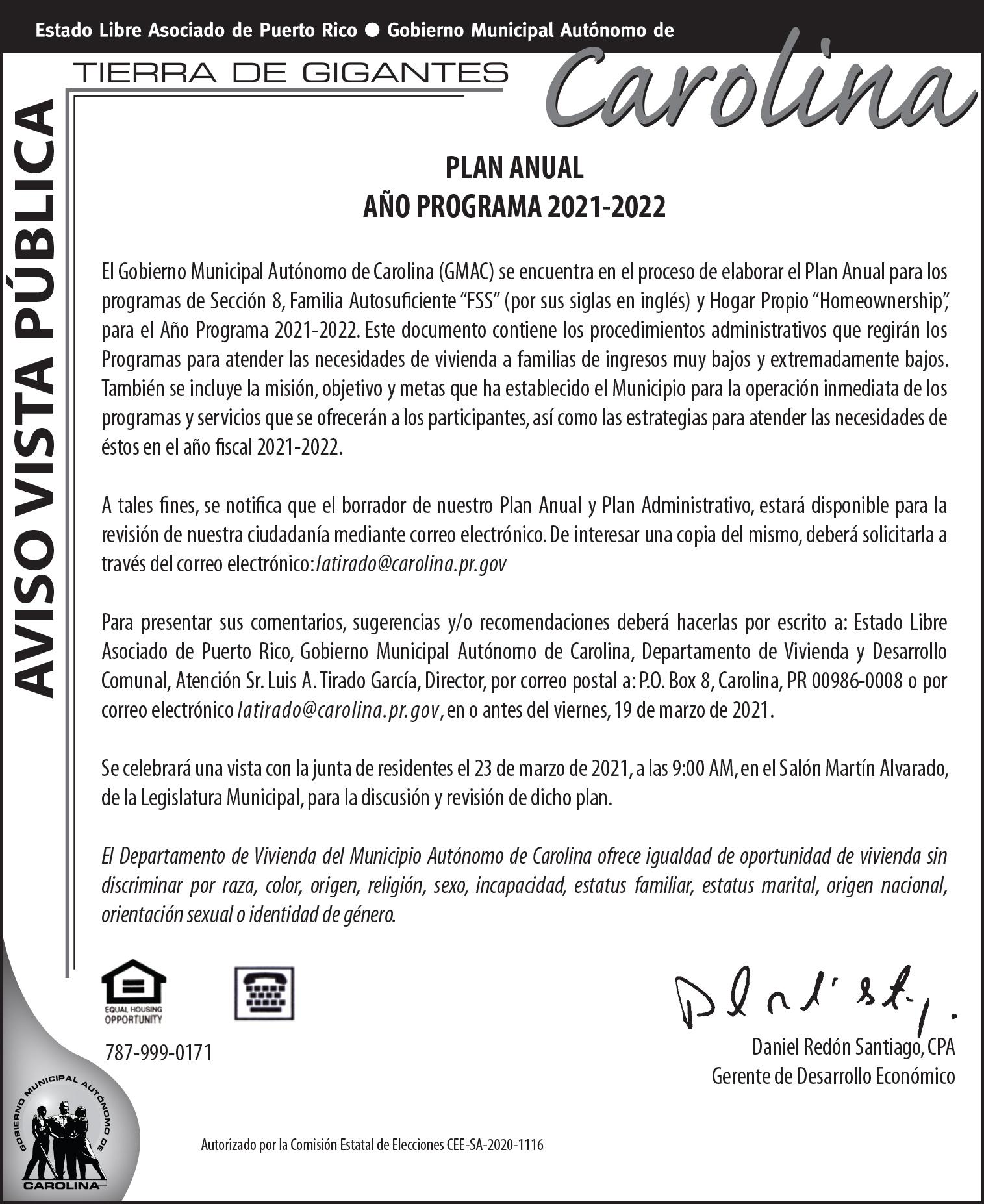 AVISO PLAN ANUAL- 1-4-VOCERO